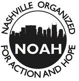 Nashville Organized for Action and Hope (NOAH) Logo