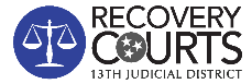13th Judicial District Recovery Court Support Foundation Logo