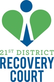 21st District Recovery Court Logo