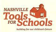 Nashville Tools For Schools, Inc. Logo