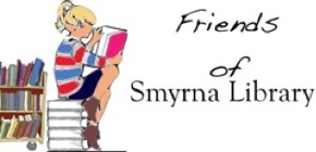 Friends of the Smyrna Library Logo