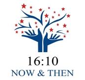 16:10 Now & Then, Inc Logo