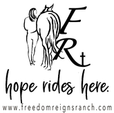Freedom Reigns Ranch Logo