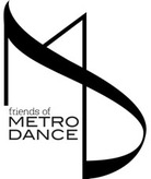 Friends of Metro Dance Logo