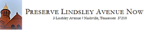Preserve Lindsley Avenue Now Inc Logo