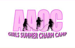 An Array of Charm Camps for Youth Development, AAOC Logo