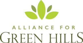Alliance for Green Hills Foundation Logo