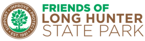Friends of Long Hunter State Park, Inc. Logo