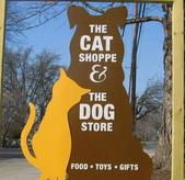 The Cat Shoppe Rescue, Inc. Logo