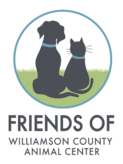 Friends of Williamson County Animal Center Logo
