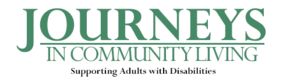 Journeys in Community Living Logo