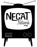 Nashville Education Community and Arts Television Corporation Logo