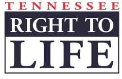 Tennessee Right to Life Logo