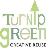 Turnip Green Creative Reuse Logo