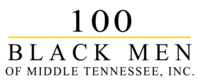 100 Black Men of Middle Tennessee Logo