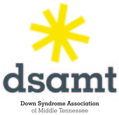 Down Syndrome Association of Middle Tennessee Logo