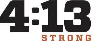 4:13 Strong, Inc. Logo