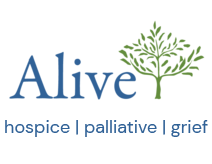 Alive Hospice Logo