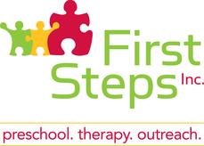 First Steps, Inc. Logo