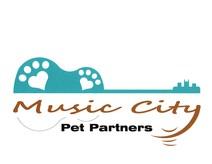 Music City Pet Partners Logo