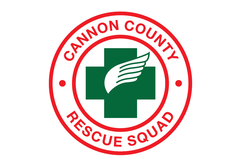 Cannon County Rescue Squad Logo