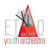 East Texas Youth Orchestra, Inc. Logo