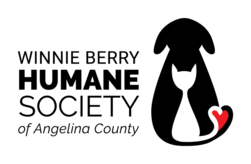Humane Society of Angelina County Logo