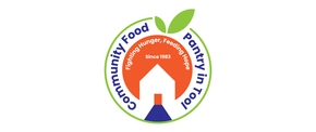 Community Food Pantry in Tool Logo