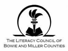 Literacy Council of Bowie and Miller Counties Logo