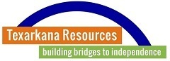 Texarkana Resources for the Disabled, Inc. Logo