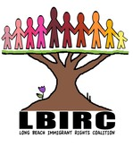 Long Beach Immigrant Rights Coalition Logo