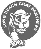 Long Beach Gray Panthers Logo