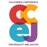 California Conference for Equality and Justice Logo