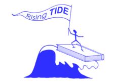 Rising TIDE @ MKEC Logo