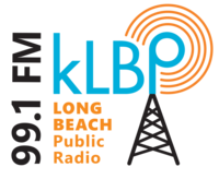 KLBP 99.1, Long Beach Public Radio Logo