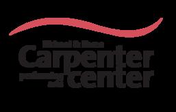Richard and Karen Carpenter Performing Arts Center Logo