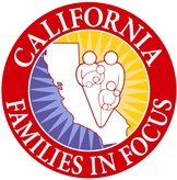 California Families in Focus Logo