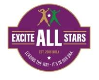 Excite All Stars Logo