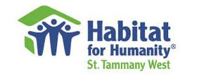 Habitat for Humanity St. Tammany West Logo