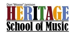 Don Jamison Heritage School of Music Logo