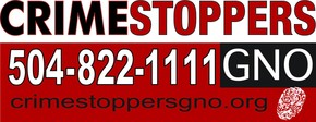 Crimestoppers GNO Logo