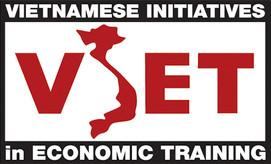Vietnamese Initiatives in Economic Training Logo
