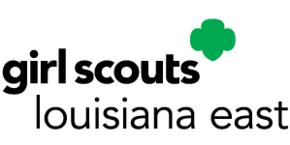 Girl Scouts Louisiana East Logo