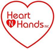 Heart N Hands, Inc.  Logo