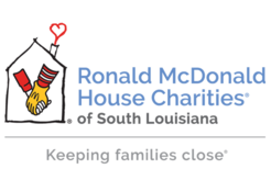 Ronald McDonald House Charities of South Louisiana Logo