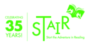 Start The Adventure in Reading- STAIR Logo