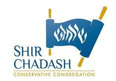 Shir Chadash Conservative Congregation Logo