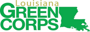 Louisiana Green Corps Logo