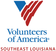 Volunteers of America Southeast Louisiana Logo