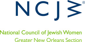 National Council of Jewish Women, Greater New Orleans Section Logo